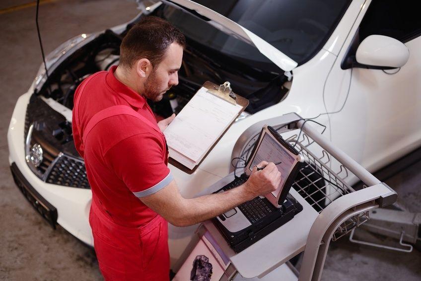 آموزش های تخصصی الکترونیک و مکانیک خودرو